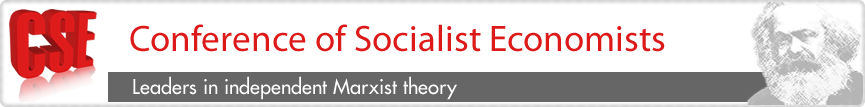 Conference of Social Economists - Leaders in independent Marxist theory